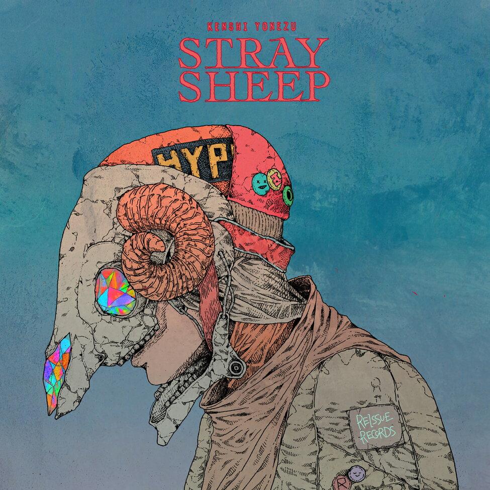 米津玄師 5thアルバム『STRAY SHEEP』8/5発売!