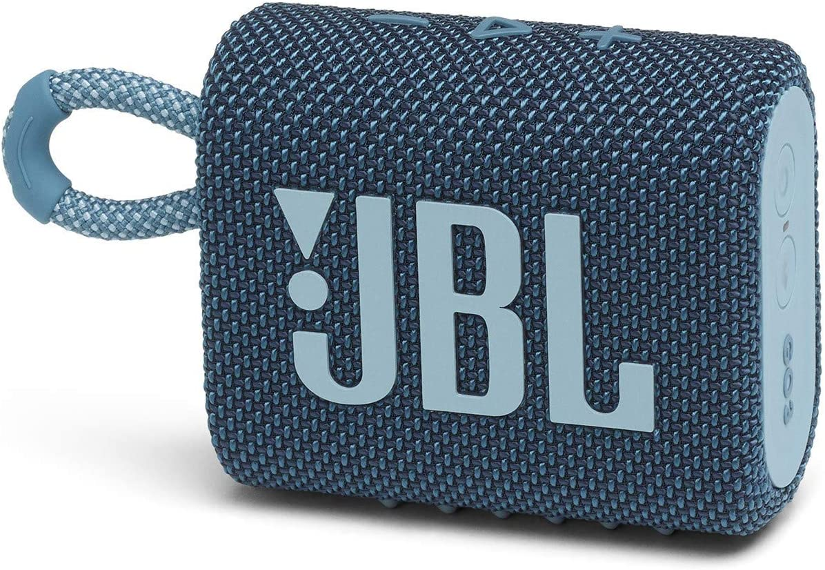 JBL GO3 BLU