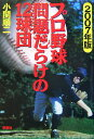 プロ野球問題だらけの12球団(2007年版) [ 小関順二 ]の商品画像