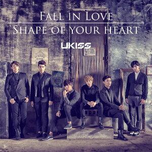 【送料無料】【新作CDポイント2倍対象商品】Fall in Love / Shape of your heart(ジャケットB ...