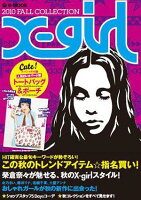 X-girl 2010 FALL COLLECTION