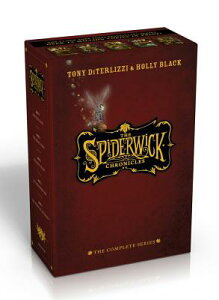 The Spiderwick Chronicles: The Complete Series BOXED-SPIDERWICK CHRON THE 5V (Spiderwick Chronicles) [ Tony Diterlizzi ]