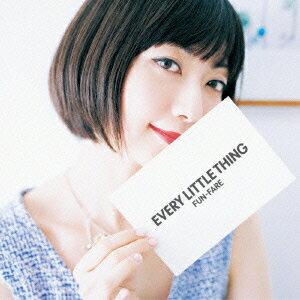 【送料無料】FUN-FARE(CD+DVD) [ Every Little Thing ]