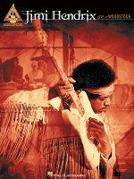 【輸入楽譜】ヘンドリクス, Jimi: ジミ・ヘンドリクス - ライブ・アット・ウッドストック: ギター・レコード・ヴァージョン/TAB譜
