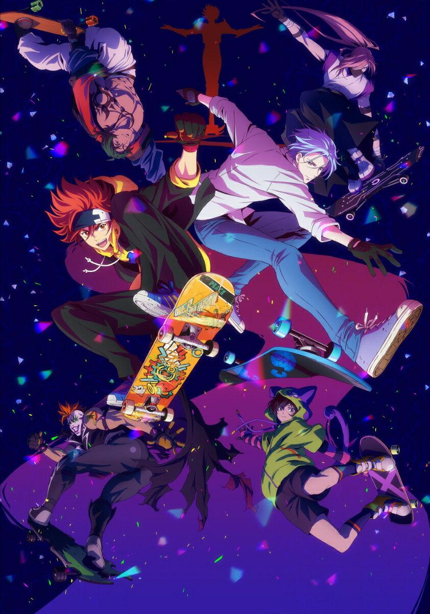 SK∞ エスケーエイト3【完全生産限定版】【Blu-ray】