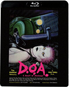 D.O.A.【Blu-ray】