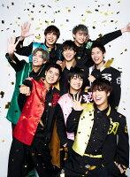 【楽天ブックス限定特典】BOYS AND MEN 10th Anniversary BOOK仮(トランプ風カード9種のうち1枚)