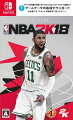 NBA 2K18 Nintendo Switch版の画像