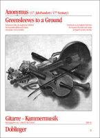 【輸入楽譜】Greensleeves to a Ground(S.Rec,Gt)