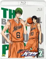 【送料無料】黒子のバスケ 2nd season 2 【Blu-ray】