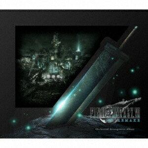 CD, ゲームミュージック FINAL FANTASY 7 REMAKE Orchestral Arrangement Album ()