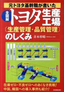 【送料無料】全図解トヨタ生産工場「生産管理・品質管理」のしくみ