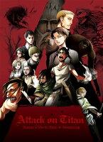 劇場版「進撃の巨人」Season 2 -覚醒の咆哮ー(初回限定版BD)【Blu-ray】