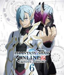 ファンタシースターオンライン2 エピソード・オラクル第6巻 Blu-ray通常版
