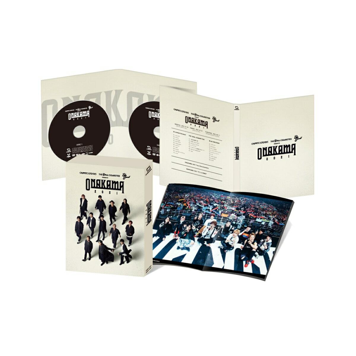 Live DVD 「ONAKAMA 2021」