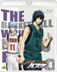 【送料無料】黒子のバスケ 2nd season 4 【Blu-ray】