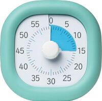 ソニック 時っ感タイマー トキサポ 10cm 時間経過を実感 ミントブルー LV-3062-MB