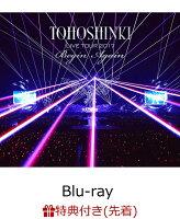 【先着特典】東方神起 LIVE TOUR 2017 〜Begin Again〜 Blu-ray Disc(スマプラ対応)(ICカードステッカー付き)【Blu-ray】