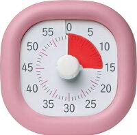 ソニック 時っ感タイマー トキ・サポ 10cm 時間経過を実感 ピンク LV-3062-P