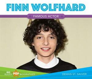 Finn Wolfhard FINN WOLFHARD (Big Buddy Pop Biographies) [ Dennis St Sauver ]