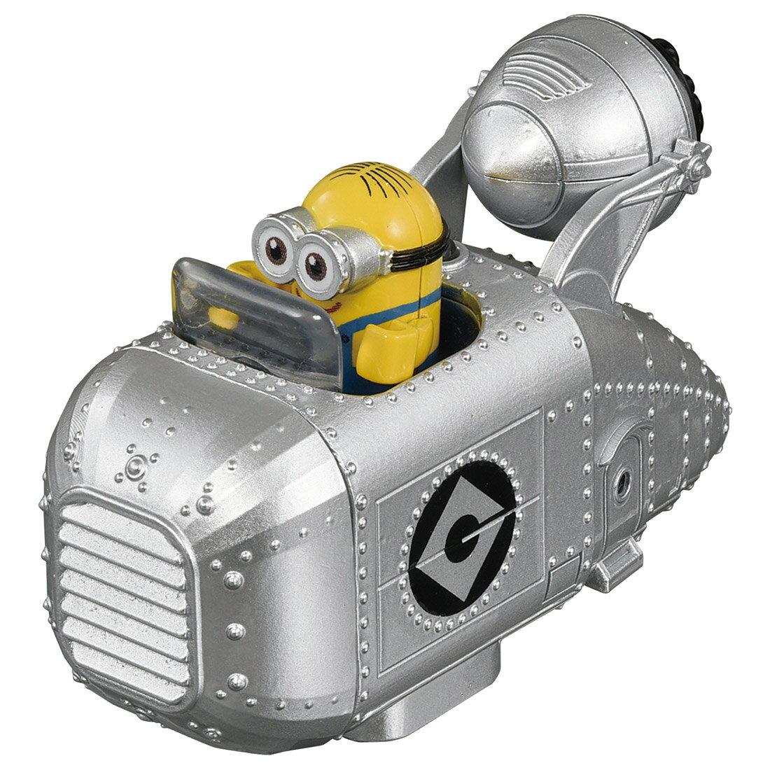ドリームトミカ ライドオンR01 ミニオン×グルーの車(仮)