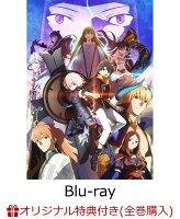 【楽天ブックス+店舖共通全巻購入特典対象】Fate/Grand Order -絶対魔獣戦線バビロニアー 4(完全生産限定版)【Blu-ray】