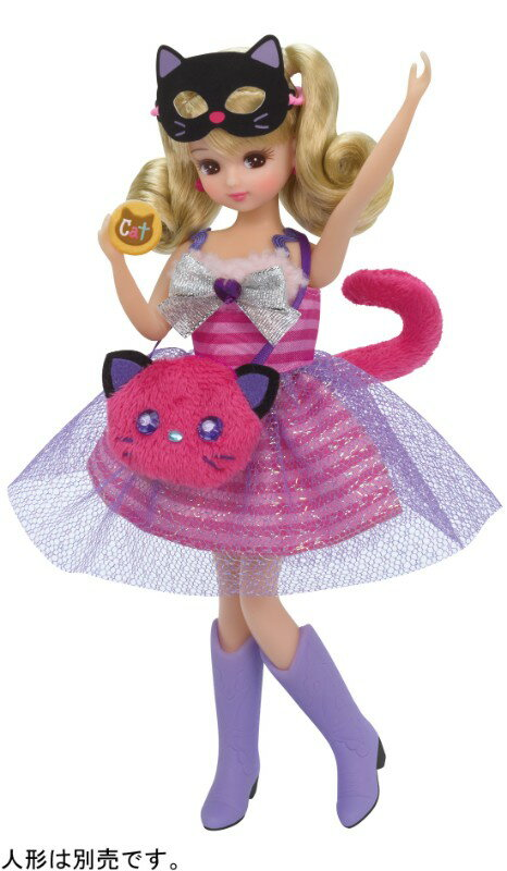 產品詳細資料,日本Yahoo代標 日本代購 日本批發-ibuy99 興趣、愛好 收藏 收藏娃娃 リカちゃん LW-19 マジカルキャット