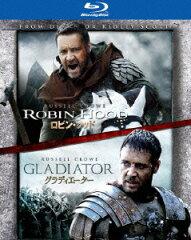 【送料無料】ロビン・フッド&グラディエーター セット【Blu-ray】 [ ラッセル・クロウ ]
