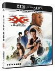 トリプルX:再起動 4K ULTRA HD+Blu-rayセット【4K ULTRA HD】 [ ヴィン・ディーゼル ]