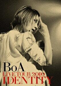 BoA LIVE TOUR 2010 IDENTITY [ BoA ]