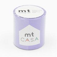 カモ井加工紙 マスキングテープ mt CASA 50mm ラベンダー 50mm幅×10m巻き MTCA5046