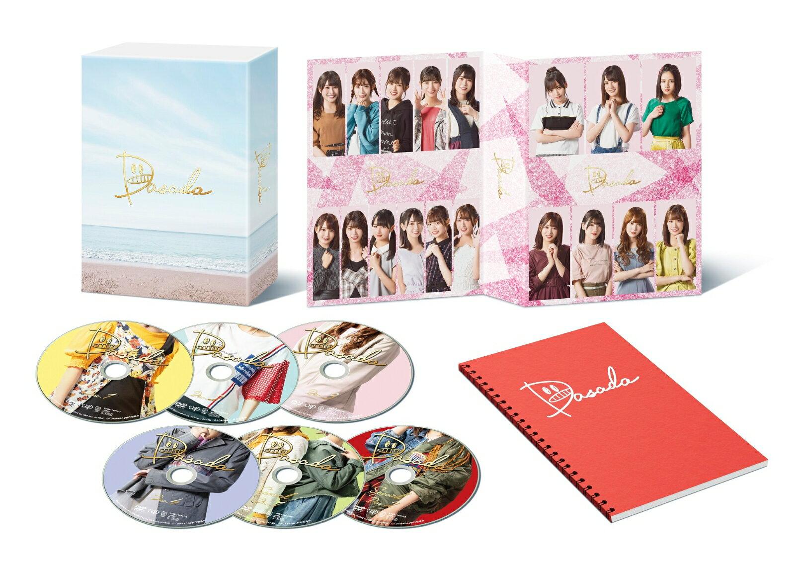ドラマ「DASADA」Blu-ray BOX【Blu-ray】