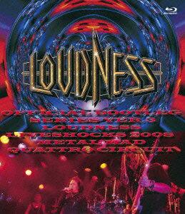 OFFICIAL BOOTLEG SERIES VER.3 LOUDNESS LIVESHOCKS 2008 METAL MAD QUATTRO CIRCUIT【Blu-ray】画像