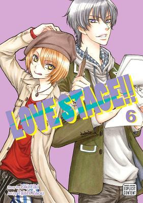 Love Stage!!, Vol. 6, Volume 6画像