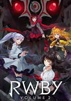RWBY Volume2【Blu-ray】