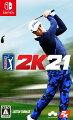 ゴルフ PGAツアー 2K21 Nintendo Switch版の画像