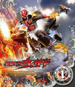 仮面ライダーウィザード VOL.1【Blu-ray】画像