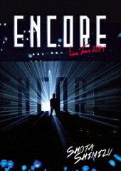 """【楽天ブックスならいつでも送料無料】LIVE TOUR 2014 """"ENCORE"""" [ 清水翔太 ]"""