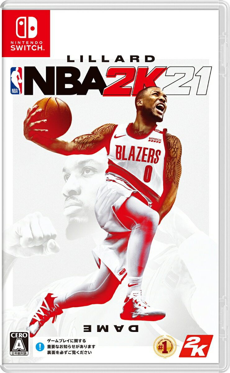 NBA 2K21 Nintendo Switch版