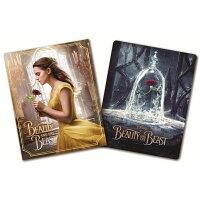 美女と野獣 MovieNEXプラス3Dスチールブック(オンライン数量限定商品)