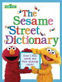 "This first book of words and their meanings is one of the best-loved Sesame Street titles published by Random House. It includes more than 1,300 entries of verbs, nouns, and adjectives. The full-color illustrations are chockablock with trademark Sesame Street humor, making this book as much fun to leaf through as to look up a word. Plus each book comes with a special gift, a CD sampler of classic Sesame Street songs, including ""Elmo's Rap Alphabet,"" ""Off to School,"" and ""Cookie's Rhyming Song""!"