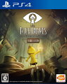 LITTLE NIGHTMARES - リトルナイトメア - Deluxe Edition PS4版