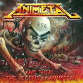 そして伝説へ…THE LEGEND of ANIMETAL(2CD) [ アニメタル ]