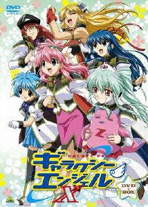 EMOTION the Best ギャラクシーエンジェルX DVD-BOX画像