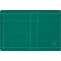 コクヨ カッターマット カッティングマット 両面仕様 方眼罫 300×450mm グリーン マー42N