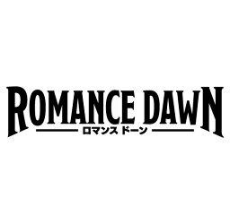 ROMANCE DAWN 初回生産限定版BD