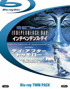 【送料無料】インデペンデンス・デイ+デイ・アフター・トゥモロー【Blu-ray】 [ ウィル・スミス ]