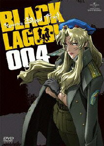OVA BLACK LAGOON Roberta's Blood Trail 004画像