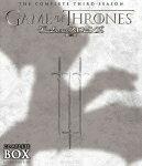 ゲーム・オブ・スローンズ 第三章:戦乱の嵐ー前編ー コンプリート・セット【Blu-ray】
