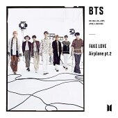 FAKE LOVE / Airplane pt.2 (初回限定盤C CD+フォトブックレット)